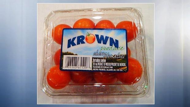 Krown tomatoes