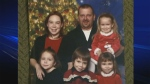 Edward William Phalen, a father of four, was shot and killed in front of his home in Trenton, N.S. on Oct. 25, 2011.