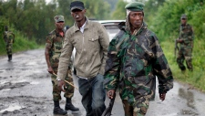 Rebels vow to press on in Congo