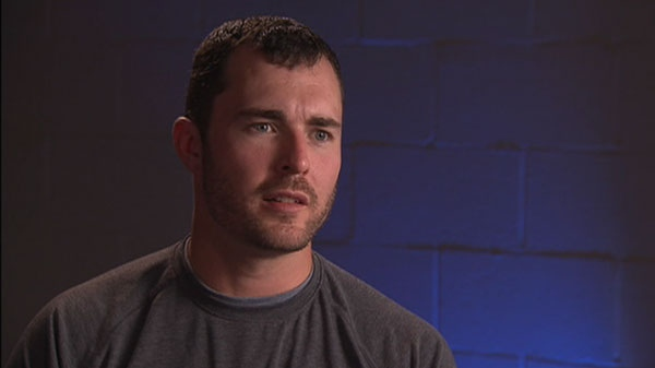 Master Corporal Jody Mitic's life changed forever in 2007 when a bomb he stepped on was detonated, resulting in the loss of both of his legs below the knee.