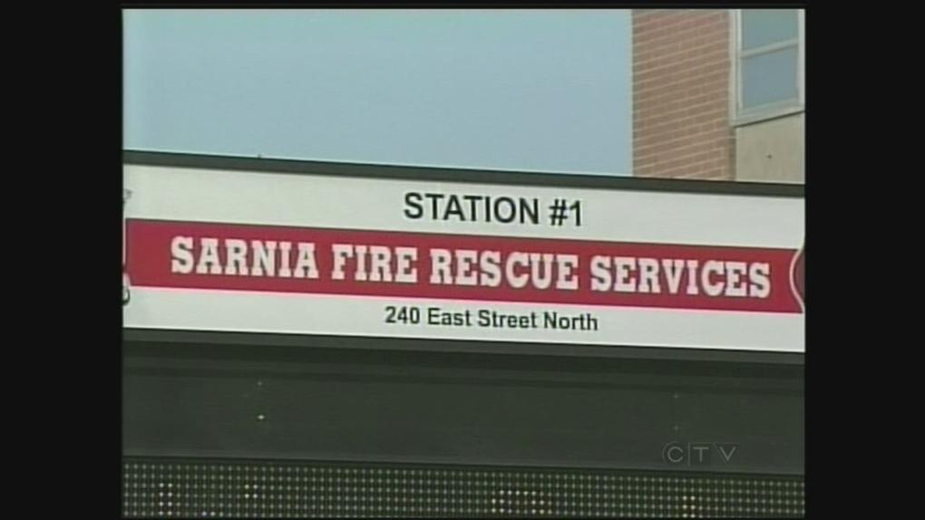 Sarnia Fire Rescue Services