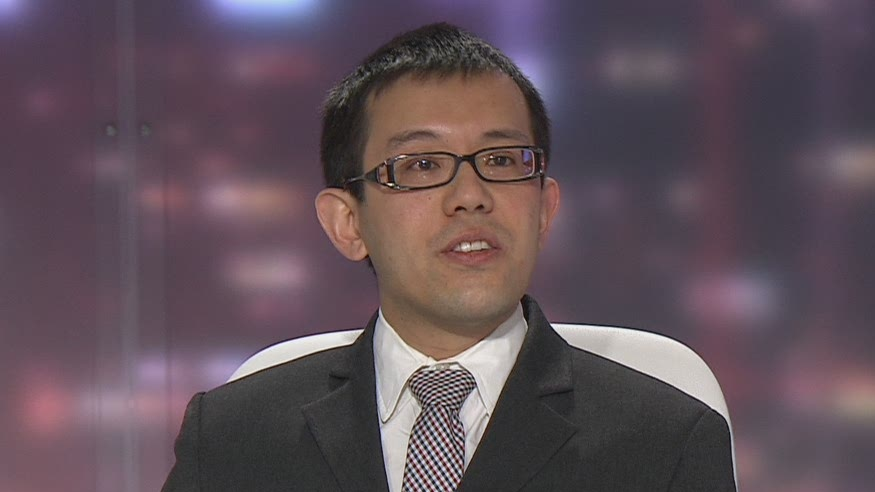 Lead author Dr. Andrew Lim of The University of Toronto, in an interview with CTV.
