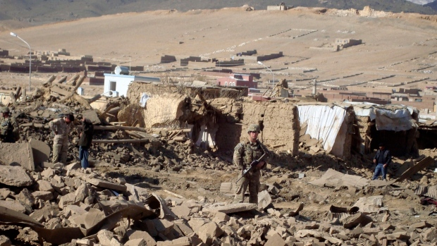 Afghanistan suicide attack