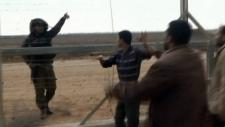 Gaza shooting death border
