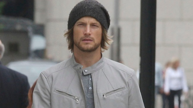 Gabriel Aubry charged Halle