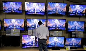 TV purchasing