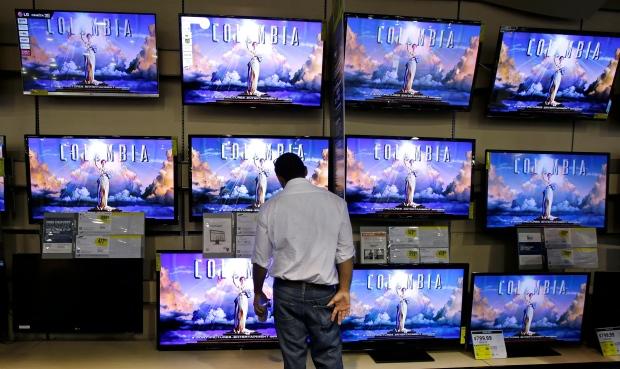 Huge gadget show gears up in Vegas