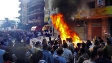Morsi criticized in mass protest in Cairo