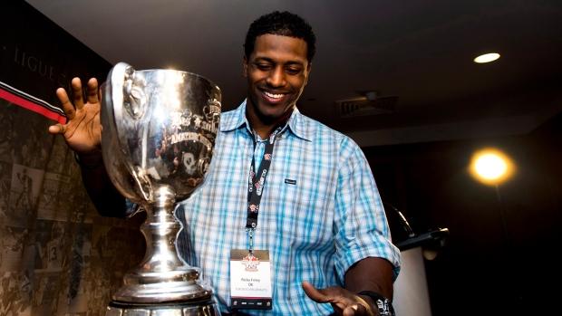 Toronto Argonauts' Andre Durie