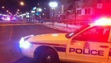 Suspicious death 107 Avenue 104 Street