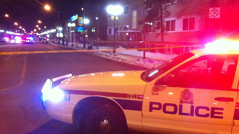Police were called to the area of 107 Avenue and 104 Street early Saturday morning. Homicide detectives have been called in to investigate a suspicious death of a man in that area.