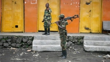 Rebels advance on capital of Congo