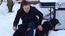 Jill Britton, Norway House Animal Rescue Network