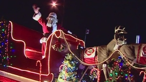 CTV Ottawa: Orleans' Parade of Lights