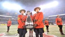 Grey Cup pregame in Toronto