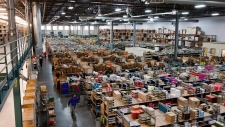 Sierra Trading Post Fulfillment Ctr, Cheyenne, Wyo