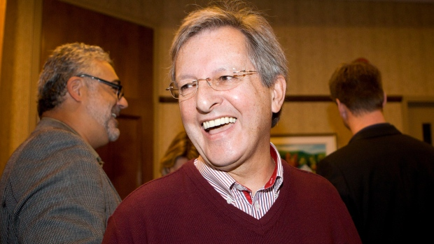 Jean Tremblay, mayor of Saguenay