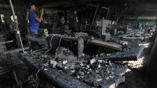 Bangladesh fire factory