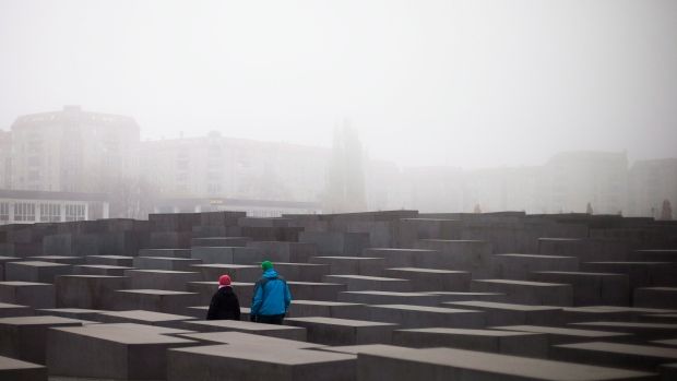 Nazi charged Holocaust memorial