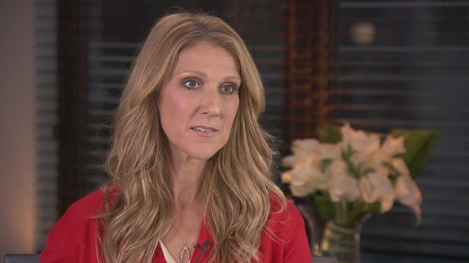 Singer Celine Dion talked about her successful run in Las Vegas on Canada AM on Nov. 26, 2012.