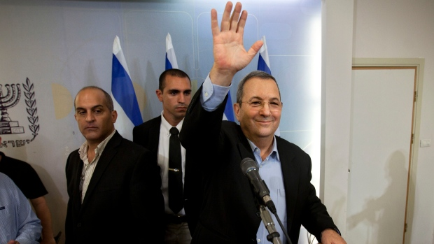 Ehud Barak quits politics in Israel