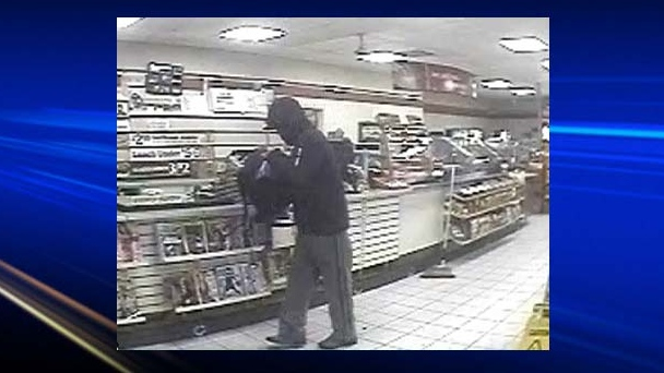 Person of interest in 7-Eleven robberies