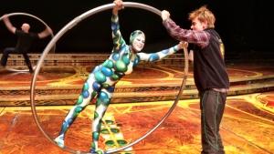 Marci Ien Cirque