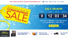 Cyber Monday deals in Canada