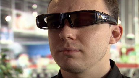 chris olsen 3D television consumer