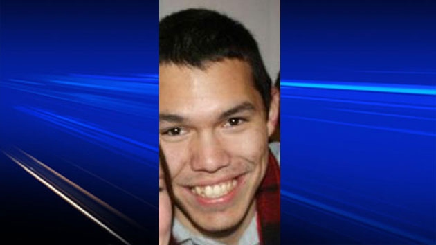 Christopher Metallic, 20, was last seen leaving a house party on Allison Street early Sunday morning.