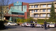 Executive Hotel shooting