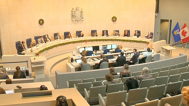 City councillors heard from a number of organizations Monday, November 26, as they held public hearings ahead of budget talks for 2013.