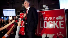 Calgary Centre Liberal candidate Harvey Locke