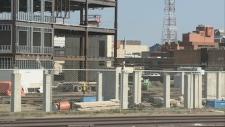 Saskatoon's new police headquarters construction