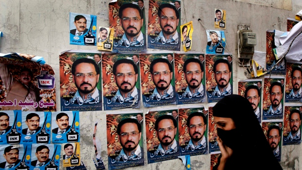 Pakistan elections May 2013