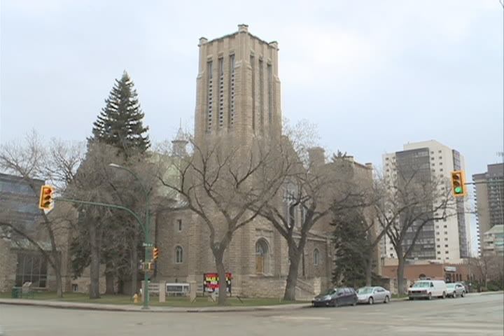 Third Avenue United Church is the first Canadian