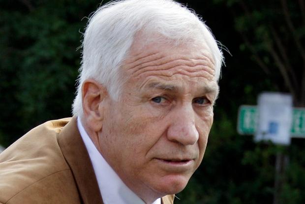 Jerry Sandusky on June 22, 2012.