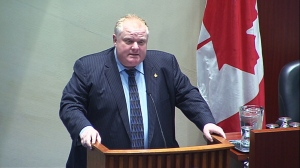 Rob Ford Toronto City Council