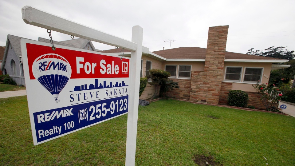 The Canadian Real Estate Association expects home sales to slip by 0.5 per cent.