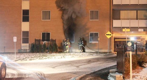 Fatal Woodridge Crescent Fire