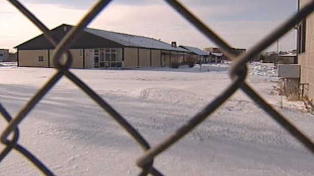 The Kapyong Barracks have sat vacant in Winnipeg since 2004.