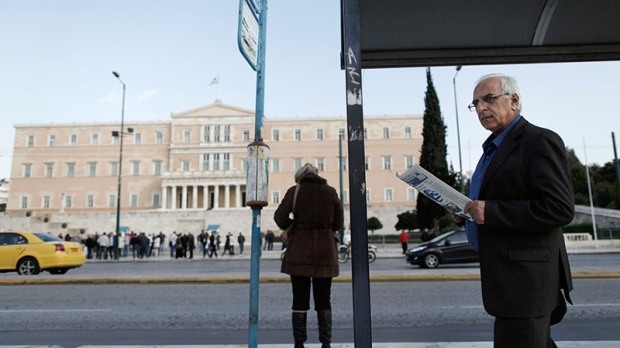 Critical loan released to Greece