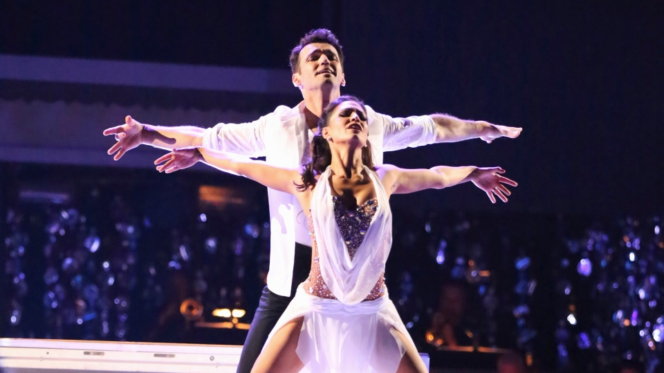 Tony Dovolani and Melissa Rycroft are the winners of 'Dancing with the Stars: All-Stars'
