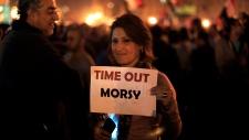 Morsi protest Tahir Cairo Egypt