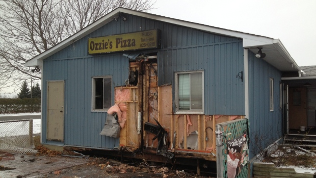osgoode pizza fire
