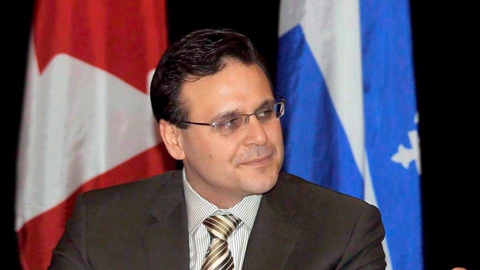 Conservative Senator Leo Housakos is shown in Montreal in this 2009 file photo. (Graham Hughes/THE CANADIAN PRESS)