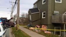 Herring Cove Road crash