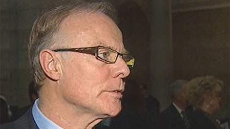 Provincial Liberal Leader Jon Gerrard comments on the throne speech.