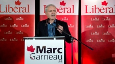 Marc Garneau announces Liberal leadership bid