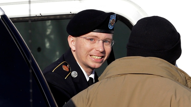 Suicide concerns lead to Manning's confinement